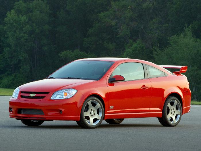 Chevrolet Cobalt SS – компактная версия спорткара.