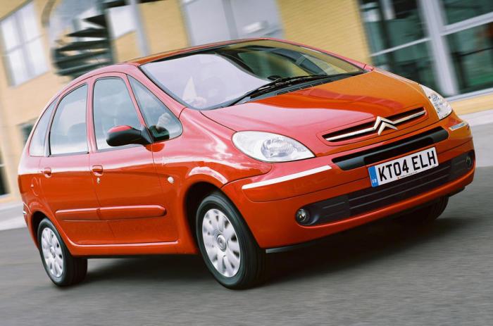 Citroen Xsara Picasso - один из популярнейший авто на европейском и американском рынке.
