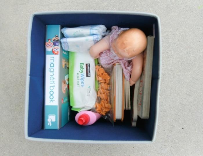 Коробка со сложенными вещами. | Фото: mom-ehow-com.blog.ehow.com.