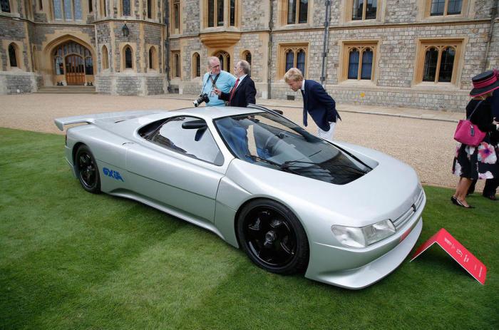 Peugeot умеют строить не только хэтчбеки и фургоны.