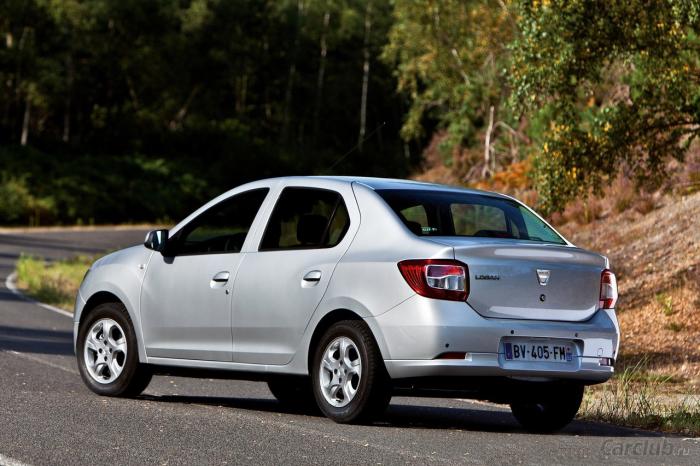Dacia Logan - бюджетный, популярный, ненадёжный.