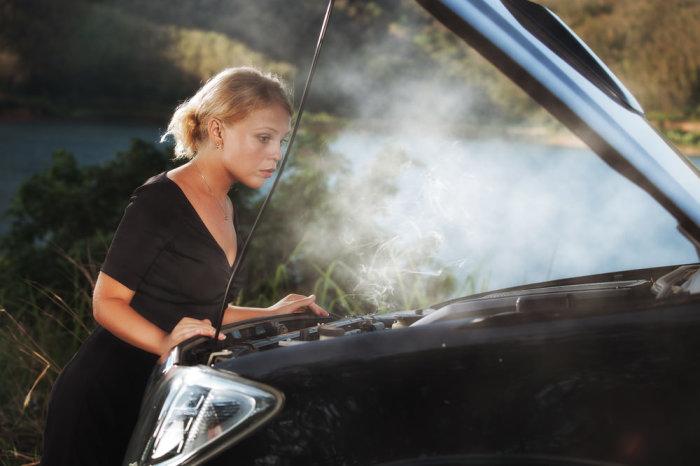 Перегрев двигателя может вылиться в дорогостоящий ремонт.