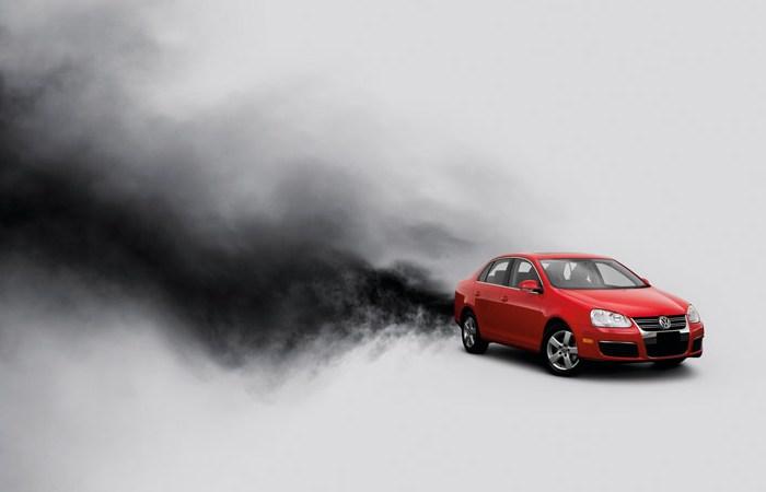 Махинации с дизельными двигателями Volkswagen.
