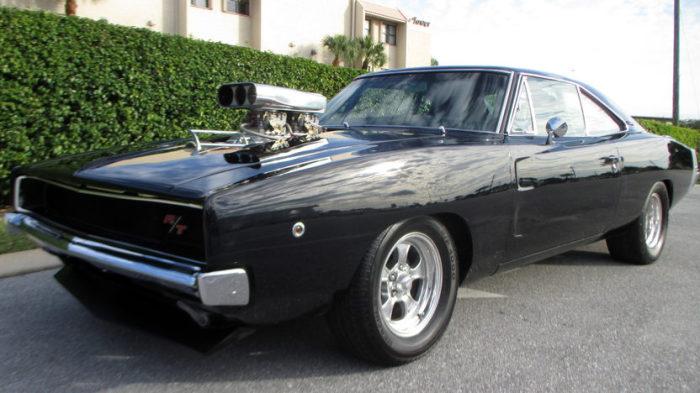 Герой фильма «Формаж»: известнейший Dodge Charger R/T 1968 года с механическим компрессором.