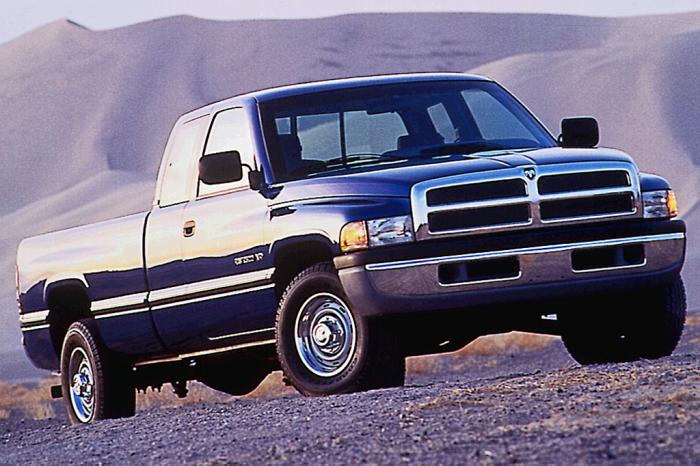 Dodge Ram образца 1994-2001 годов.