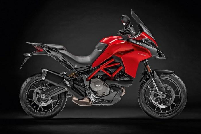 Ducati Multistrada – универсальный мотоцикл на все случаи жизни. | Фото: motorcyclenews.com.
