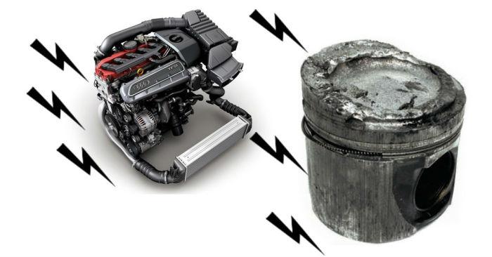 Поломки двигателя всегда дают о себе знать. | Фото: autoguide.com.