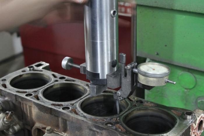 Чем больше диаметр цилиндра – тем более мощный мотор можно получить. | Фото: 365cars.ru.
