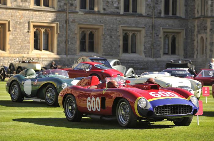Ferrari 290 MM Хуана-Мануэля Фанхио. | Фото: autocar.co.uk.