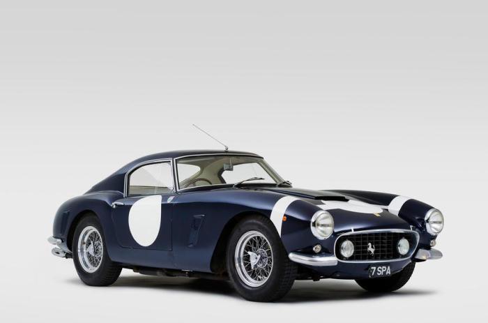 Эталон итальянского дизайна 1960-х.