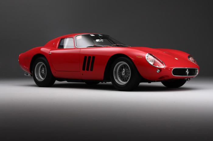 Ferrari 250 GTO – самый дорогой спортивный автомобиль в мире. | Фото: autocar.co.uk.