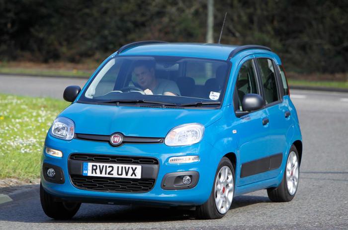 Fiat Panda - самый популярный автомобиль в Италии. | Фото: autocar.co.uk.