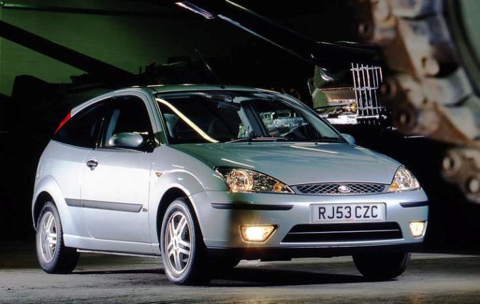 Ford Focus первого поколения.   Фото: autocar.co.uk.