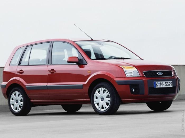 Небольшой минивэн Ford Fusion выпускался прежде всего для европейского рынка. | Фото: ford.autoportal.ua.