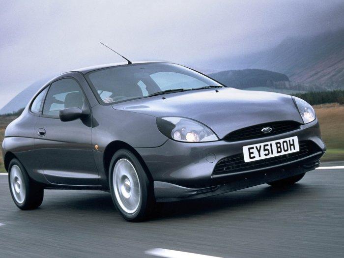 Ford Puma - спортивное купе малого класса для европейского рынка. | Фото: driveboom.ru.