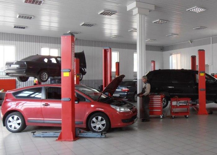 Недорогие услуги на СТО помогут немало сэкономить. | Фото: avtosim.com.ua.