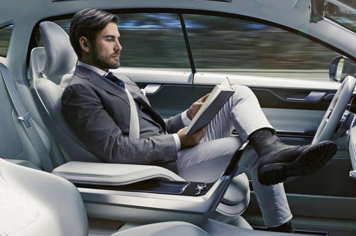 Автомобиль будущего: ожидаем новые технологии.