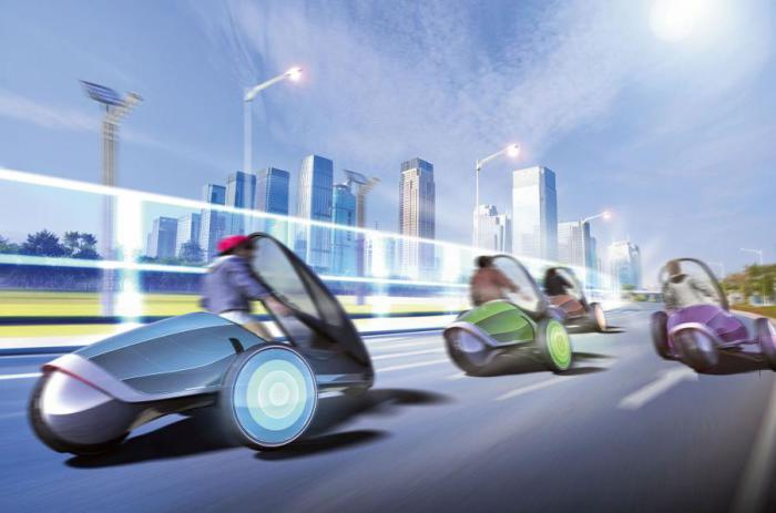 Автомобиль в городе получит новые возможности.