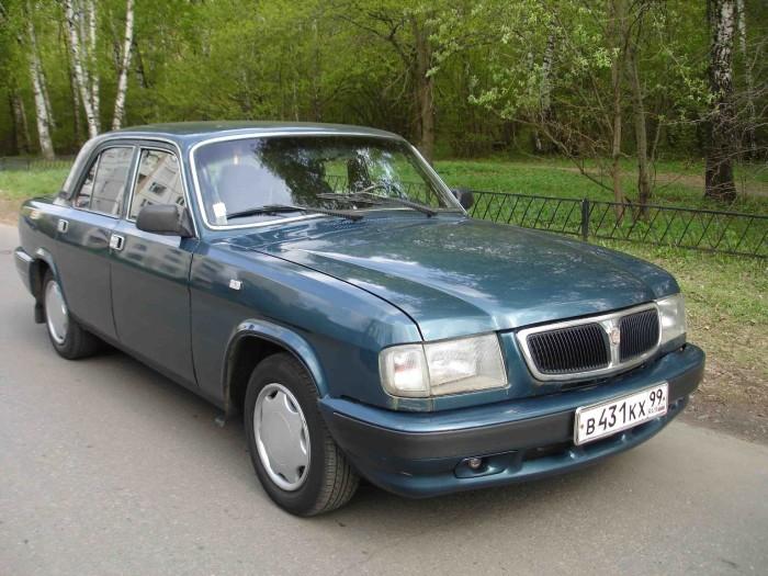 Седаны ГАЗ-3110 выпускались с 1997 по 2005 гг. | Фото: all-auto.org.