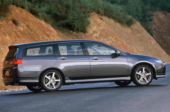 <br>Honda Accord универсал.