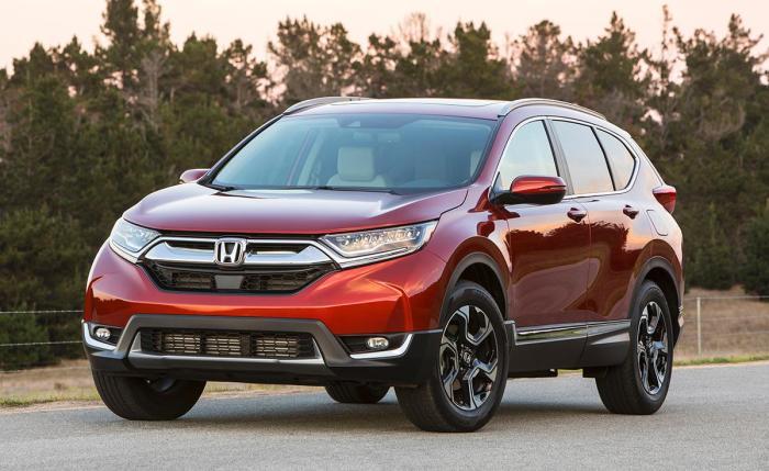 Honda CR-V 2019 модельного года обеспечивает лучшую в своем классе комбинацию универсальности и стоимости. | Фото: nydailynews.com.