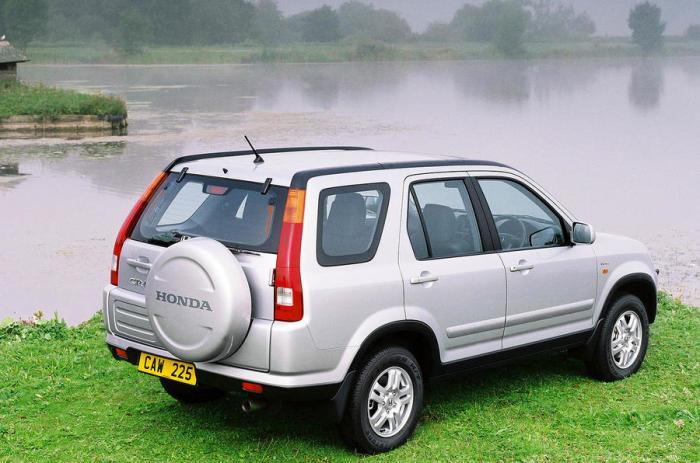 Кроссовер Honda CR-V - гарантированное качество.