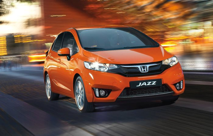 Honda Jazz получила премию Euro NCAP как лучший автомобиль в своем классе.   Фото: motorpark.ie.