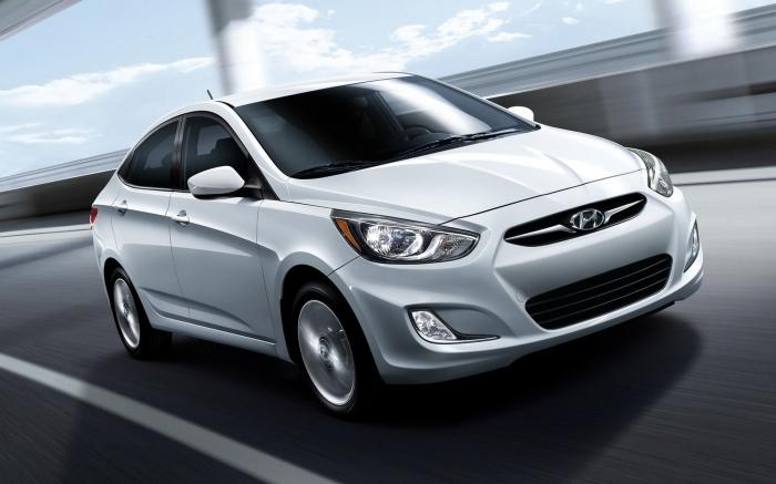 Hyundai Solaris – один из лидеров продаж последних лет в России.   Фото: carrrsmag.com.