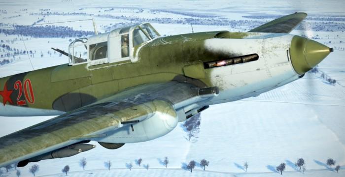 Скриншот из игры «Ил-2 Штурмовик». | Фото: forum.il2sturmovik.ru.