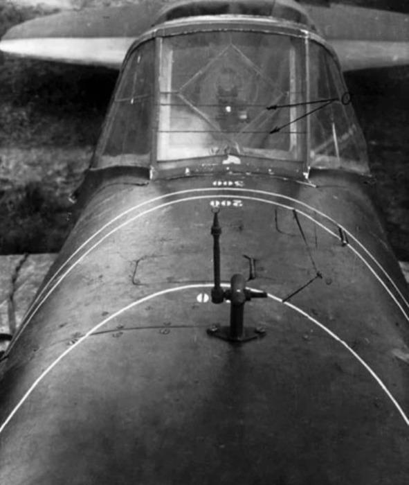 На носу штурмовиков Ил-2 часто рисовали полосы с цифрами. | Фото: ruread.ru.
