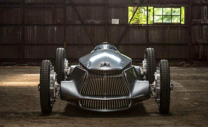 Пожалуй, самый необычный из всех автомобилей марки Infiniti. | Фото: theverge.com.