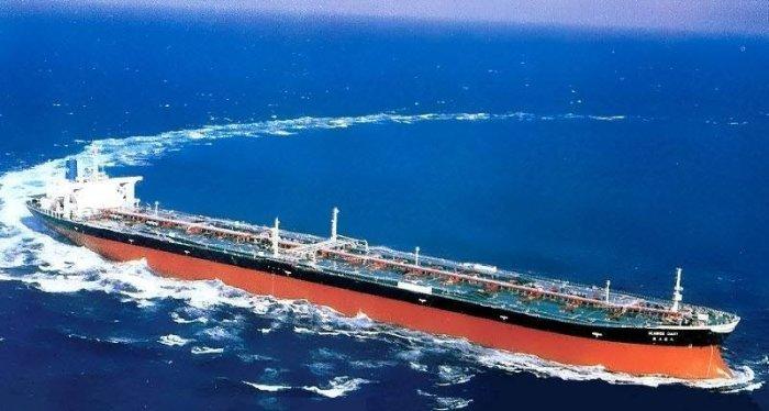 Самое большое судно в мире. | Фото: bugaga.ru.