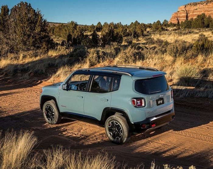 Jeep Renegade – все еще внедорожник, а не только «паркетный автомобиль».