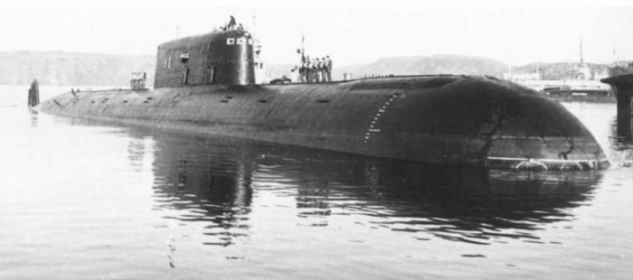 На подводной лодке К-278 «Комсомолец» было 60 членов экипажа.   Фото: zurnalist.io.ua.