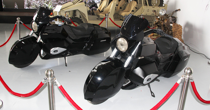Новый мотоцикл ИЖ скоро пойдет в серийное производство. | Фото: autoreview.ru.