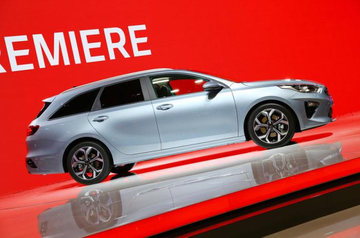 Новый Kia Ceed Sportswagon третьего поколения. | Фото: autocar.co.uk.