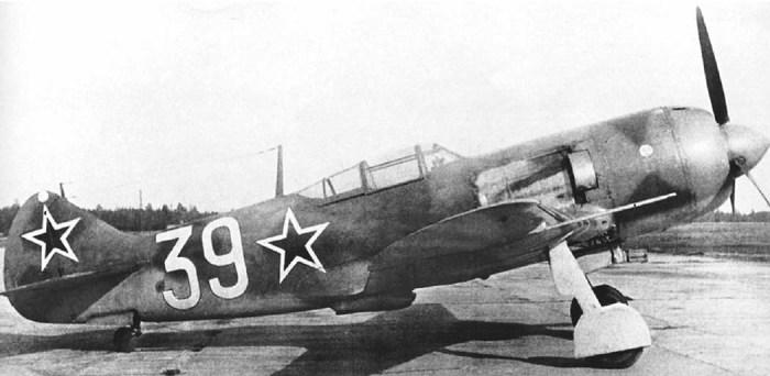 К концу войны Ла-7 считался одним из лучших самолетов-истребителей. | Фото: airwar.ru.