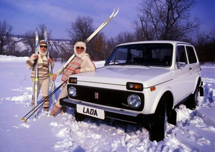 Lada Niva – автомобиль для любителей активного отдыха. | Фото: blog.i.ua.
