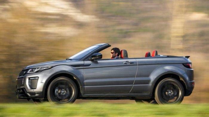 Land Rover Evoque Convertible – премиальный компактный кроссовер, который теперь еще и кабриолет.