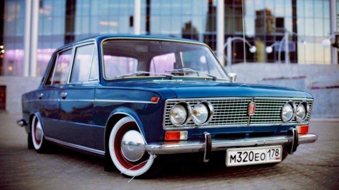 ВАЗ-2103, доработанный умельцами автотюнинга. | Фото: w-dog.net.