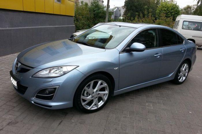Mazda 6 второго поколения выпускались с 2007 по 2012 гг. | Фото: cars.ua.