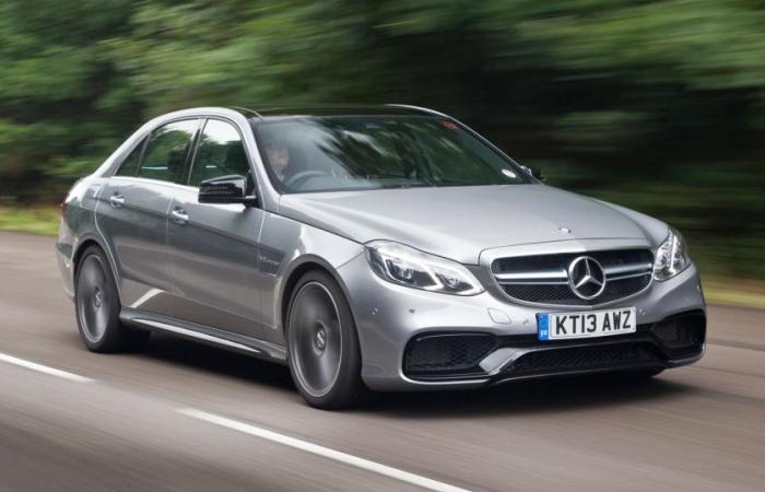 Mercedes-AMG E 63 – автомобиль, который «больше, чем Mercedes».
