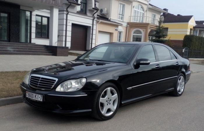 Самая роскошная серийная модель компании Mercedes-Benz. | Фото: drive2.ru.