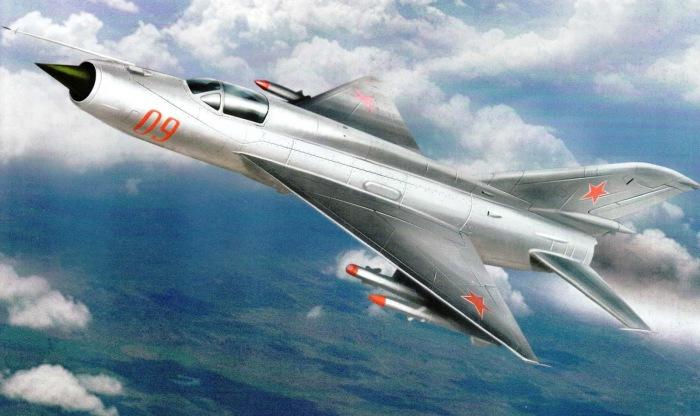 МиГ-21 – советский истребитель третьего поколения. | Фото: legendary-aircraft.blogspot.com.