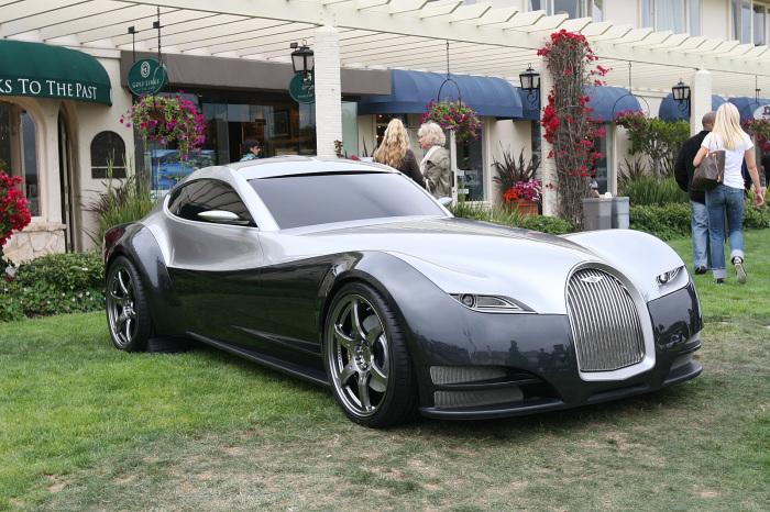 На фоне других моделей Morgan эта машина выглядела весьма современной и конкурентоспособной. | Фото: madwhips.com.