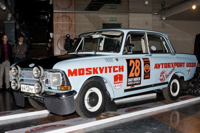 Участие в международном ралли – лучшая реклама для советского автомобиля. | Фото: masha-blade.livejournal.com.