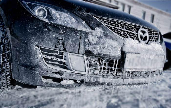 С наступлением зимы многие автомобили ставятся «на прикол». | Фото: amastercar.ru.