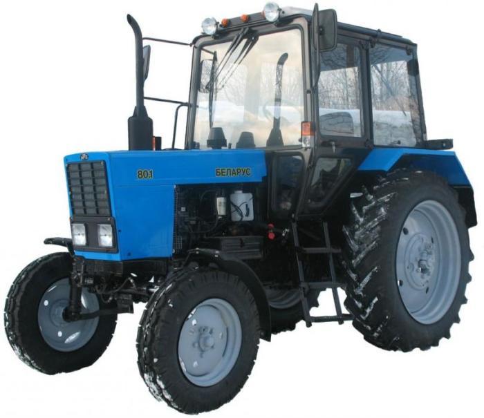 Минский трактор МТЗ-80.1. | Фото: agromania.com.ua.