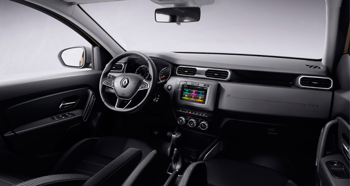 Салон обновленного Renault Duster. | Фото: topruscar.ru.