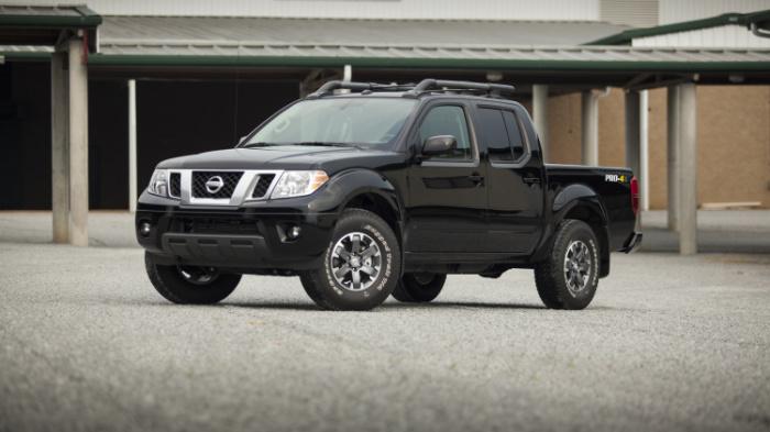 Nissan Frontier – среднеразмерный пикап, который выпускается с 1997 года.